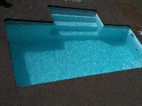 Grand Manhattan Fiberglass Pool